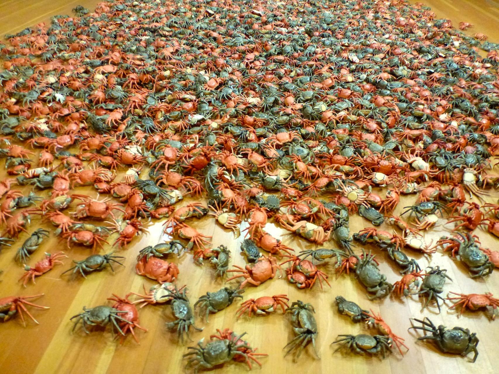 He Xie - Crabs (Flussskrabben)
