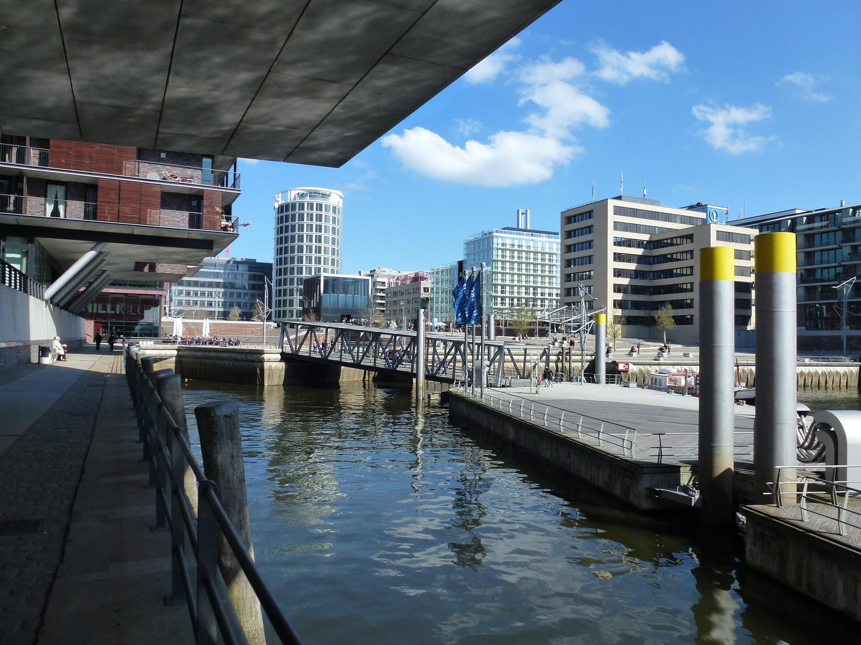 Sandtorhafen