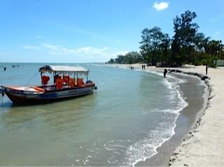 Bild: Am Strand bei Jaffna