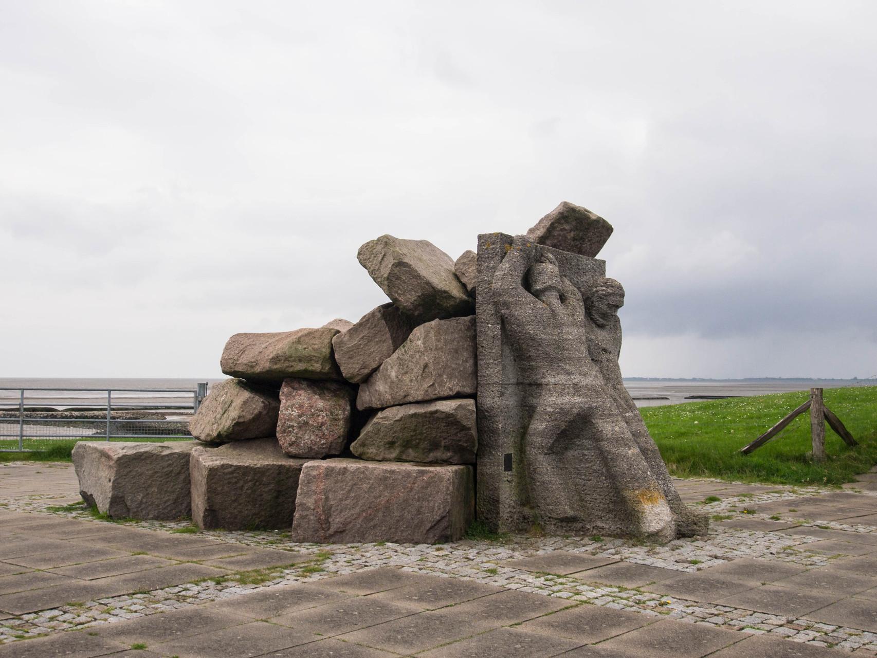 Denkmal Meldorfer Yachthafen
