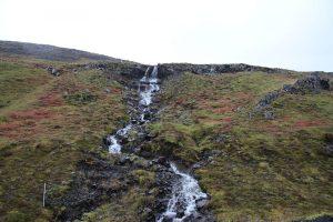 Ein Wasserlauf