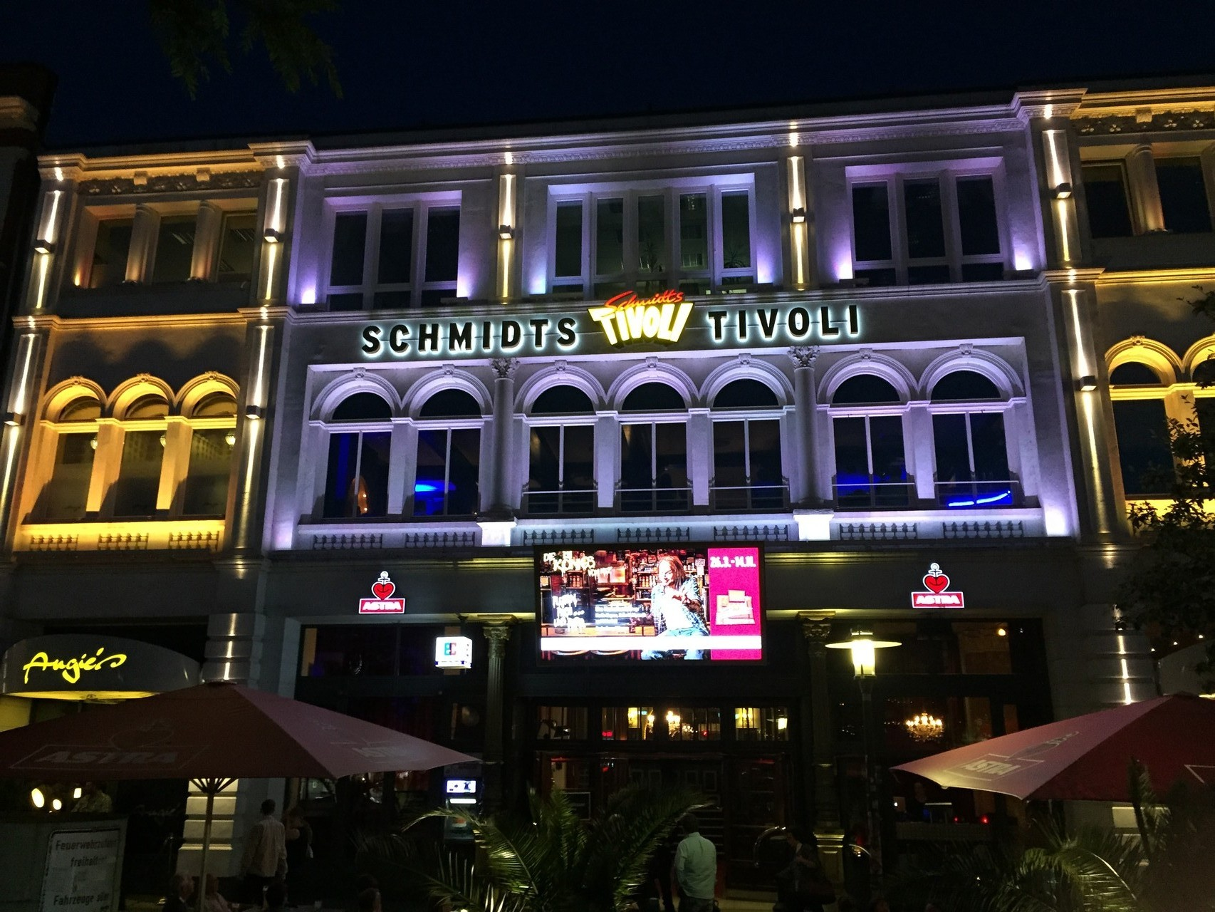 Schmidt´s Tivoli Theater