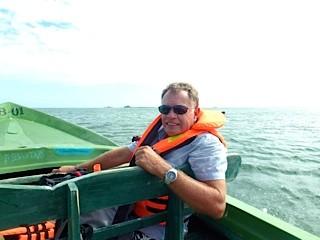 Bild: Auf dem Boot