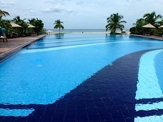Bild: Großer Pool