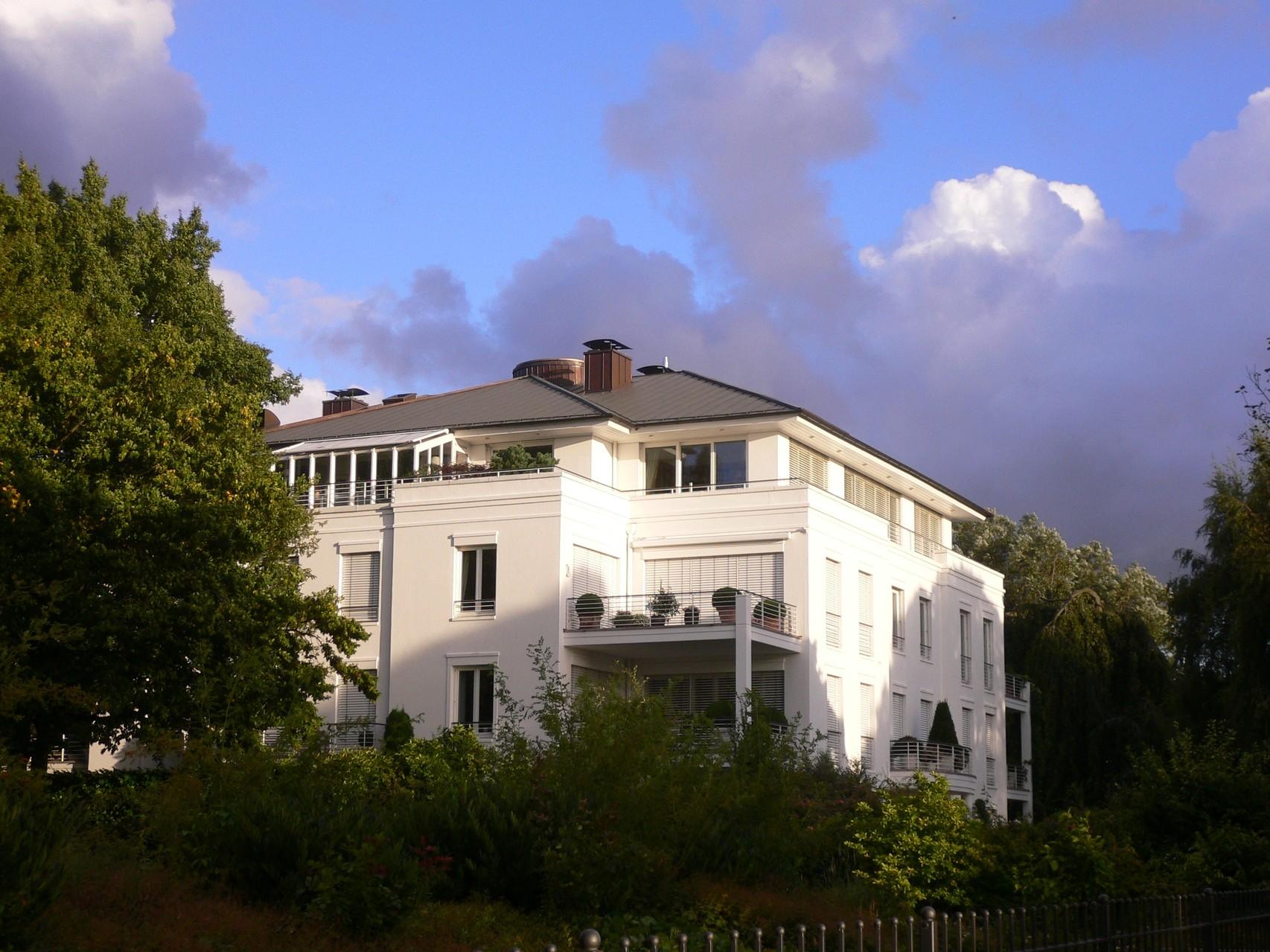 Villa an der Alster