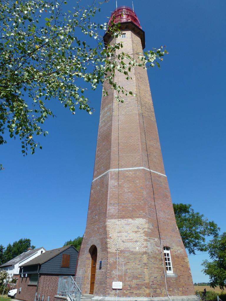 Bild: Leuchtturm von Flügge