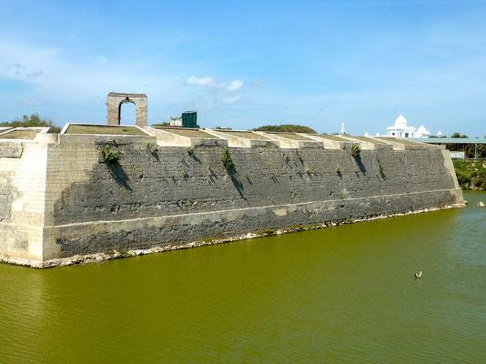 Bild: Jaffna Fort