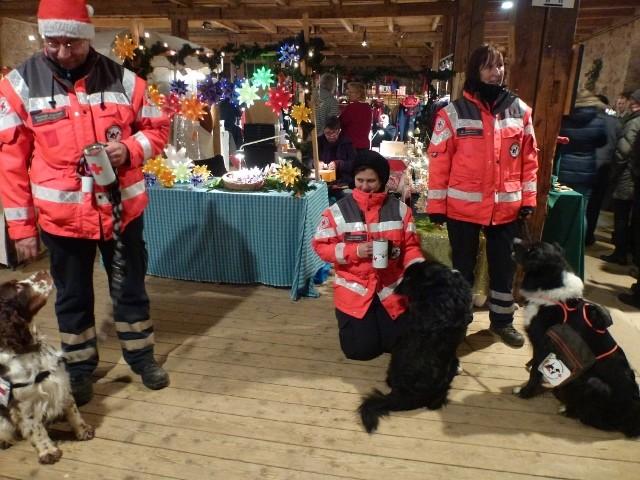 Bild: Deutsches Rotes Kreuz sammelt Spendengelder