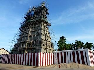 Bild: Hindutempel Nallur Kandaswami Kovil in Jaffna / Sri Lanka - Foto 2