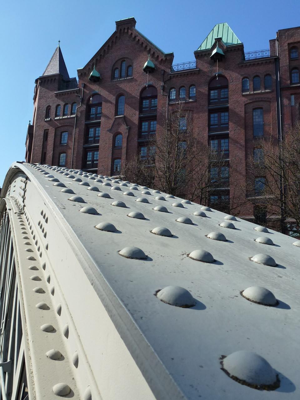 Brücke am Sankt Annenfleet