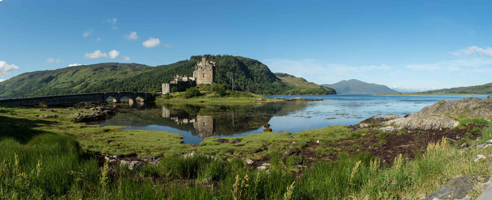 Bild: Eilan Donan Castle
