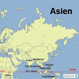 Bild: Asien