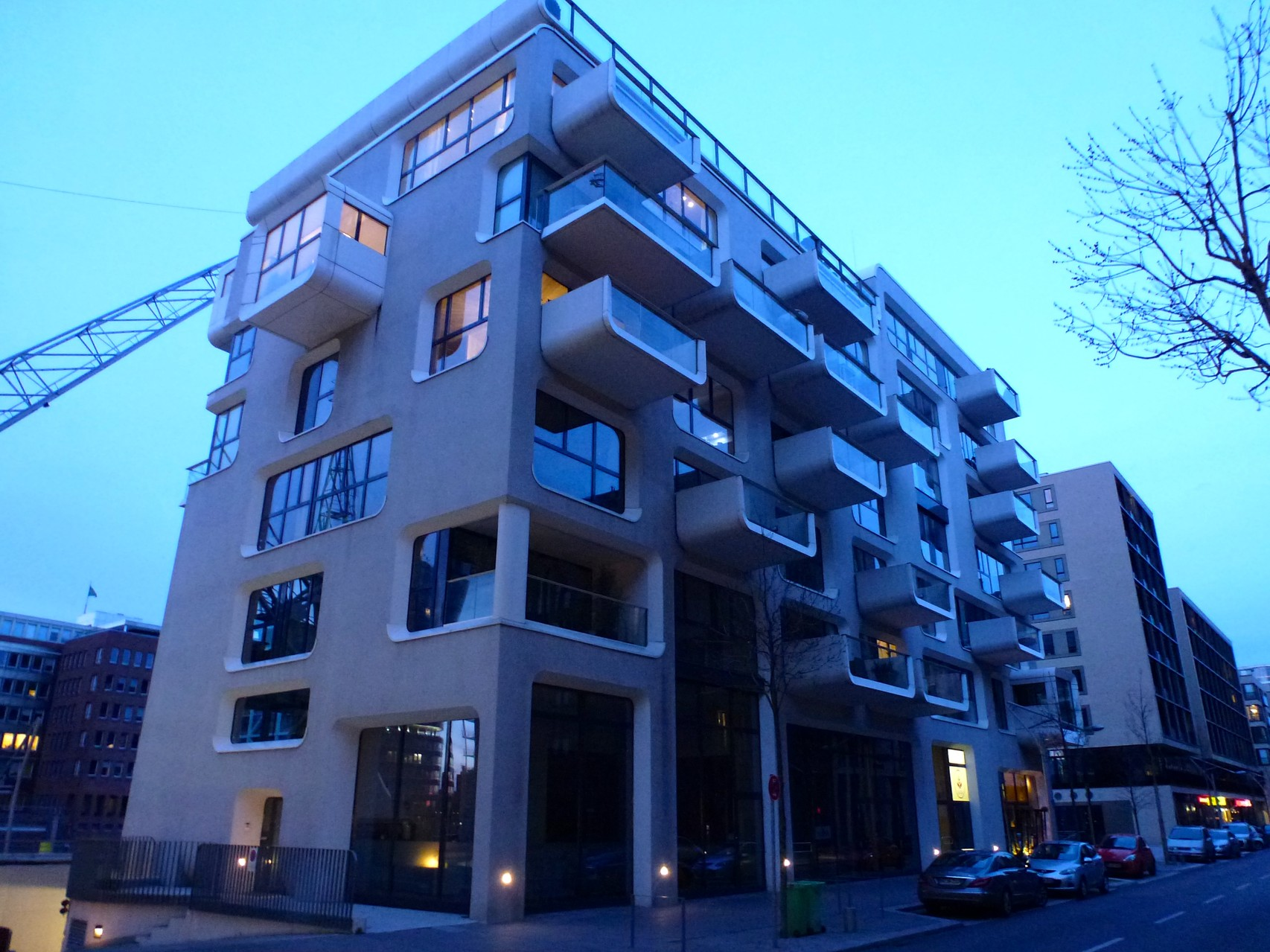 Wohnhaus Am Kaiserkai