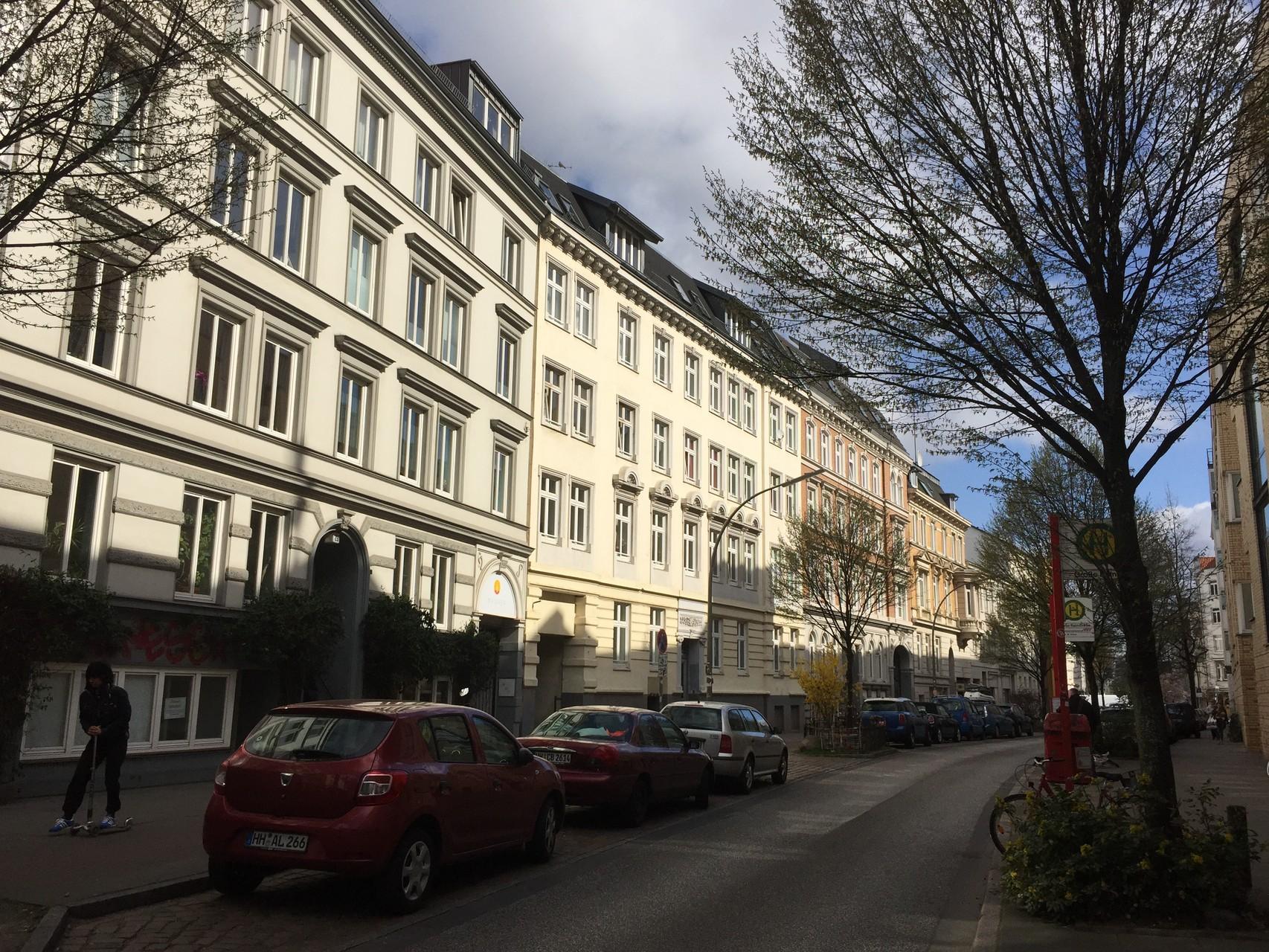 Große Rainstraße