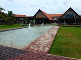 Bild: Hotelanlage