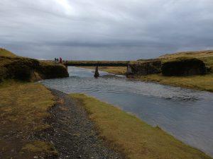 Breiter Fluss