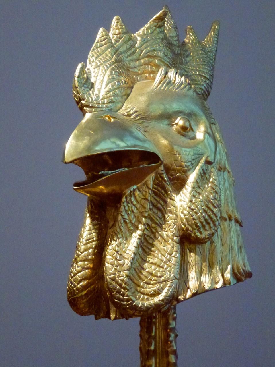 Circle of Animals (Chinesischer Tierkreis - vergoldete Bronze - 12 Statuen)_3