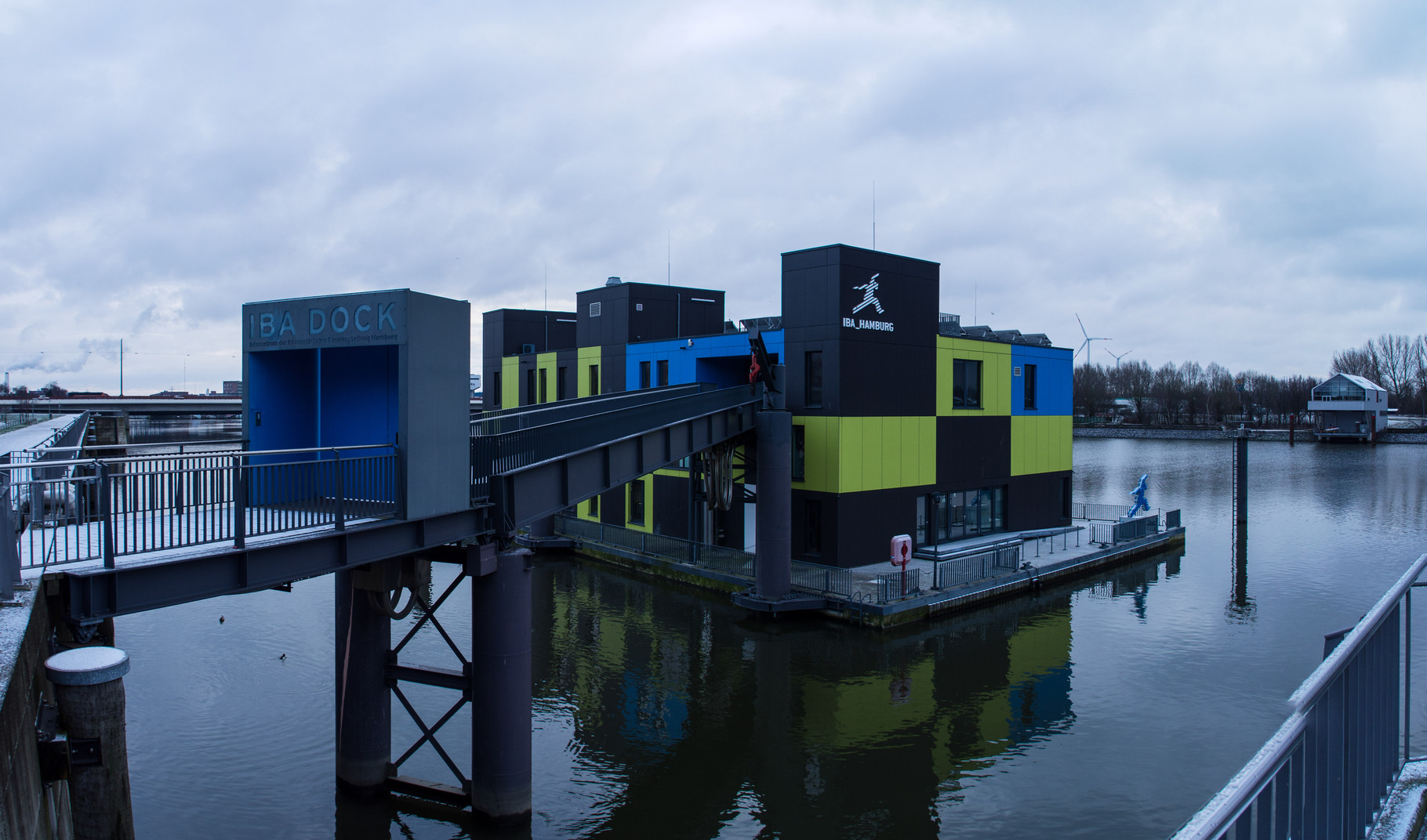 IBA - Dock