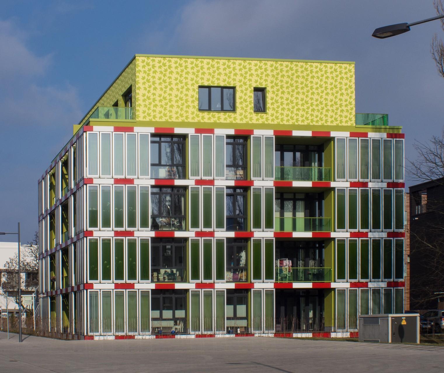 Smart Material Houses - BIQ