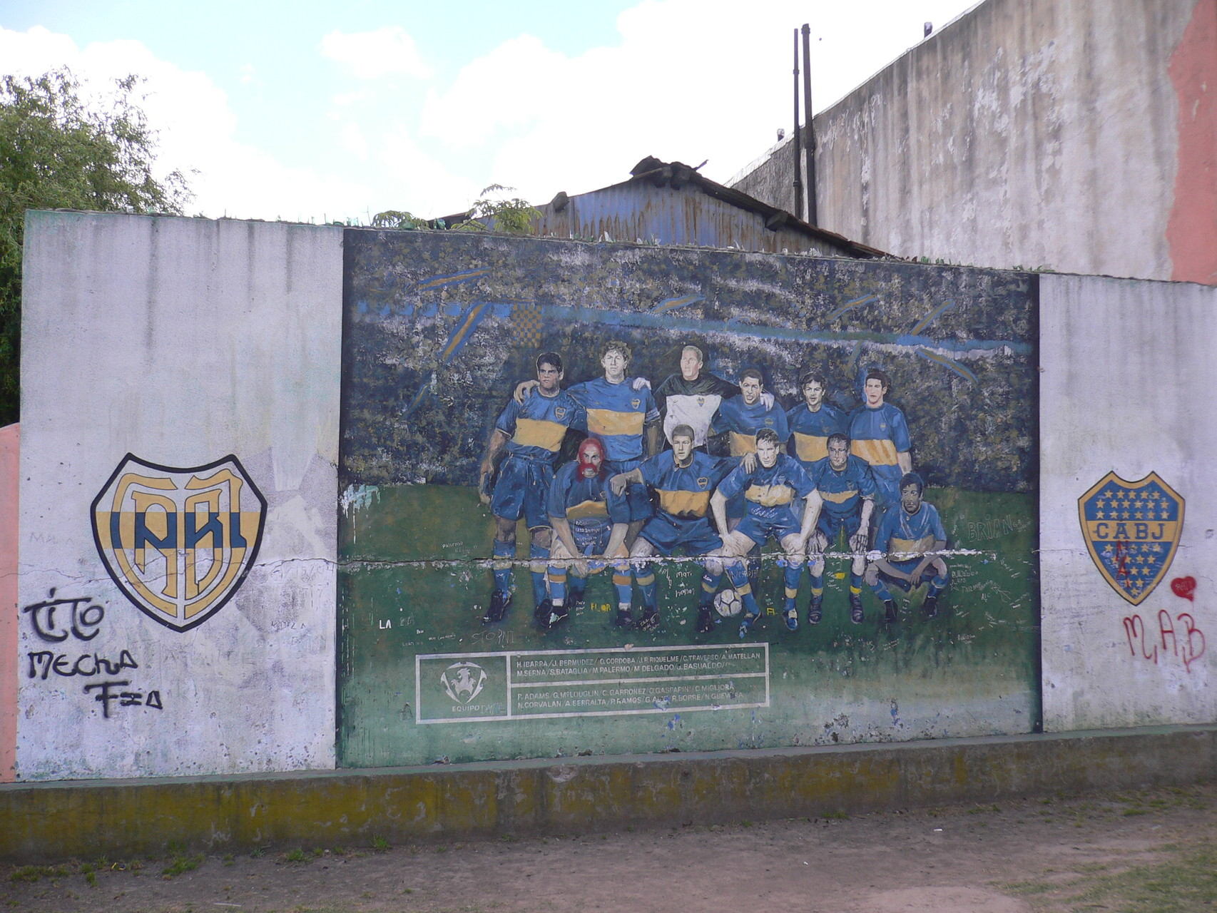 Argentinische Fußballmannschaft