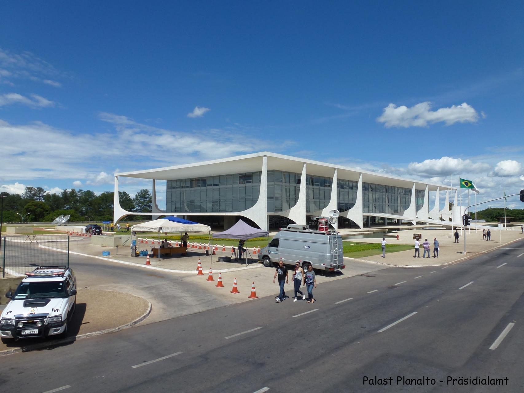Palast Panalto - Präsidialamt