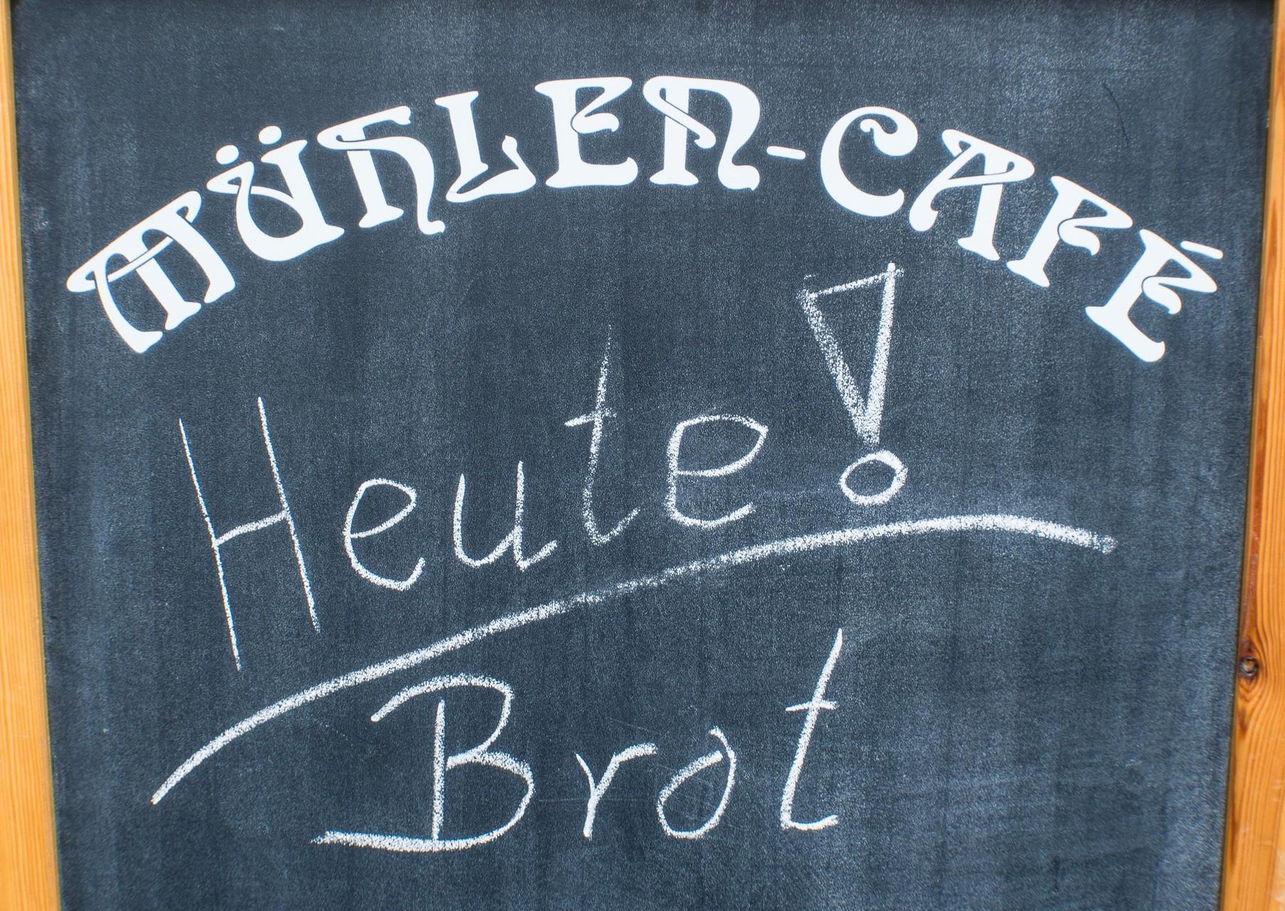 Windmühle  - Café