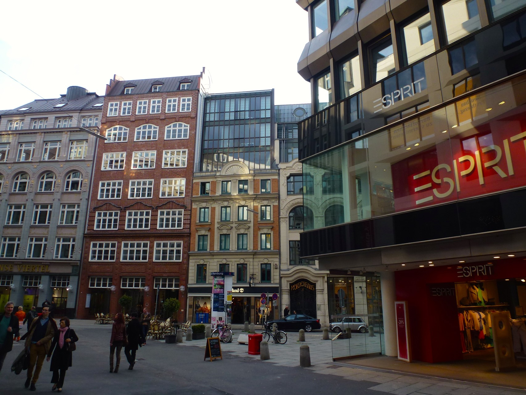 Poststraße Ecke Gerhofstraße