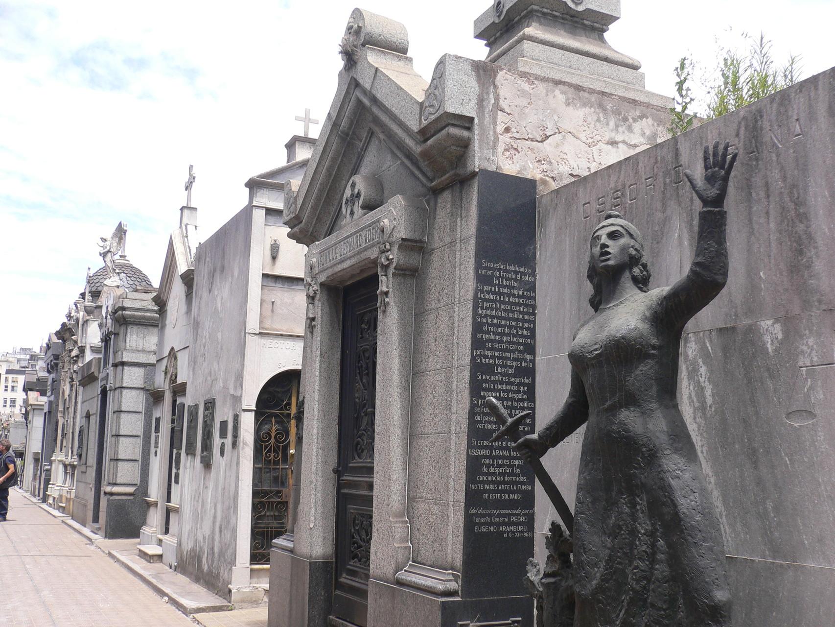 Friedhof Recoleta
