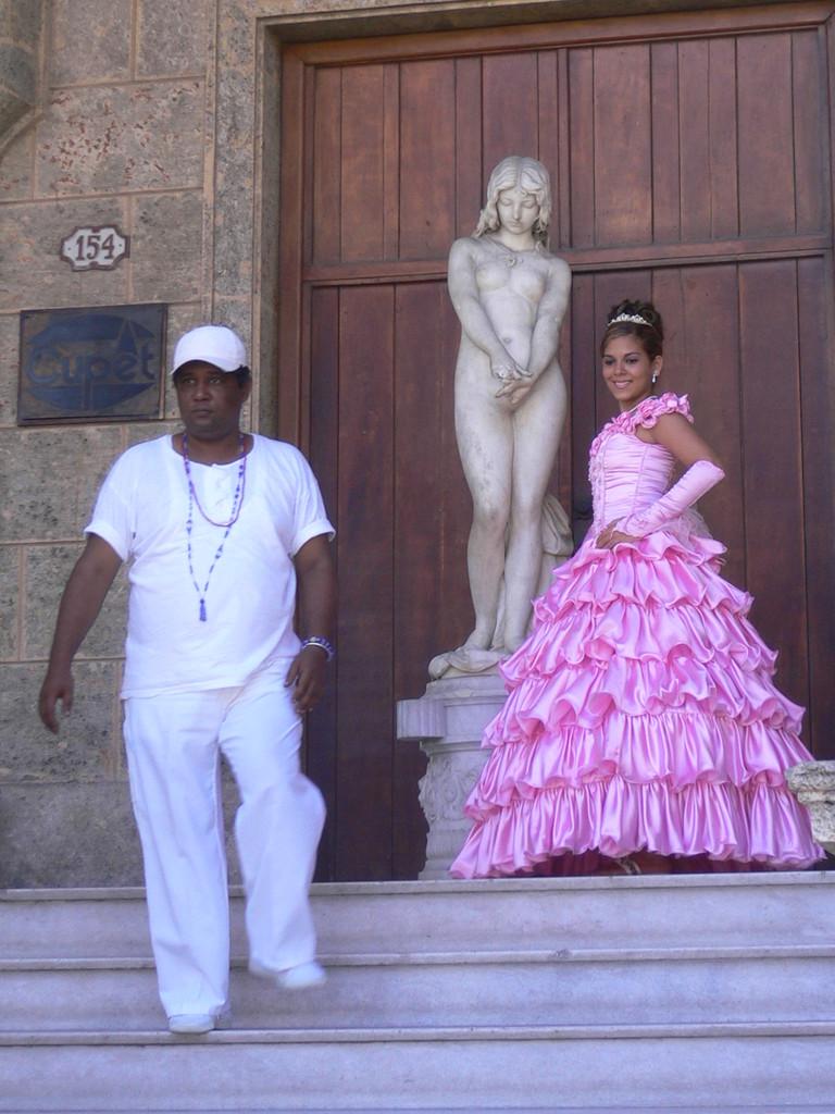 Hochzeit in Havanna