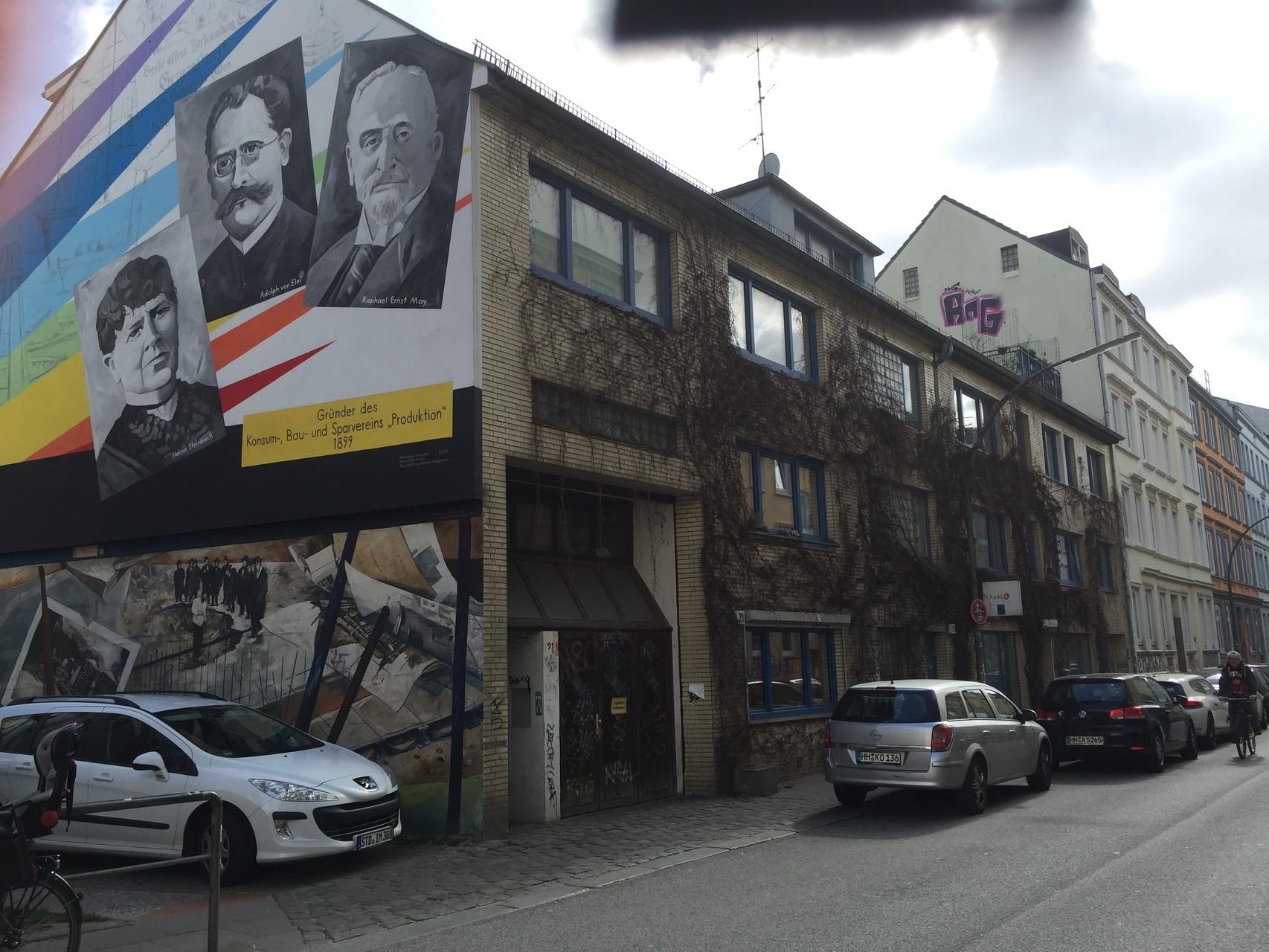 Kleine Rainstraße