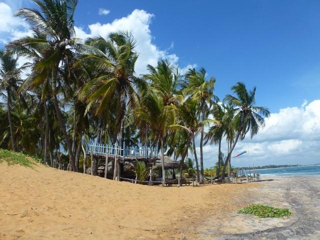 Strand von Arugam Bay