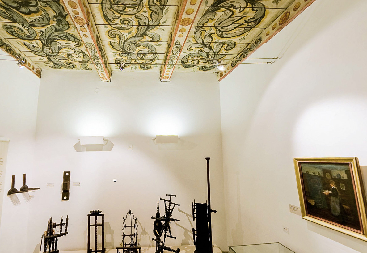 Brockdof-Palais - (Detlefsen Museum)