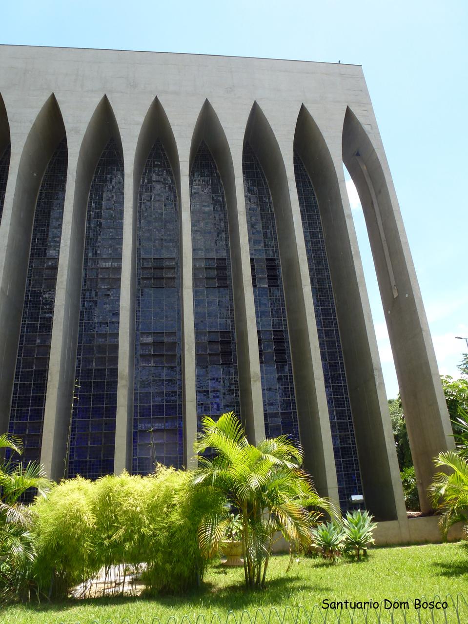 Catedrale Dom Bosco