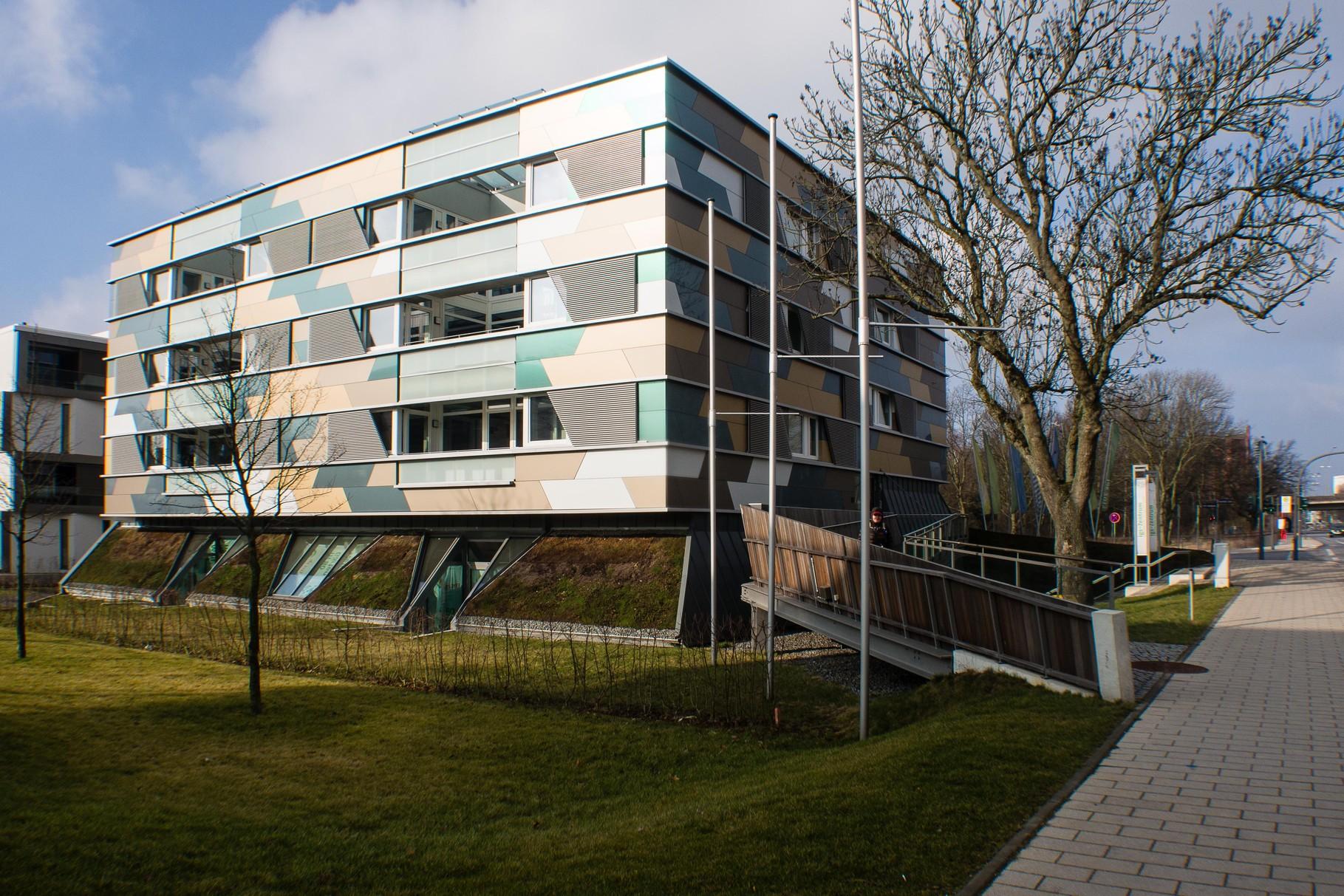 Hybrid House - Zentrum