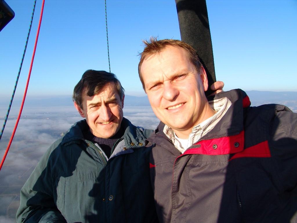 Pilot - Georg und Peter