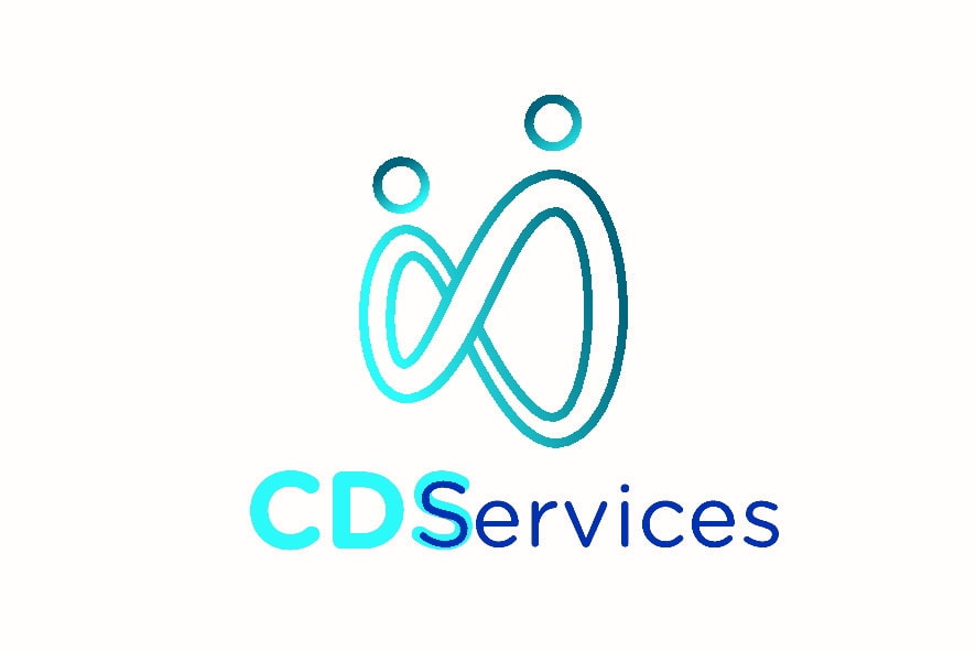 CDServices logo aide administrative aux  entreprises et aux particuliers