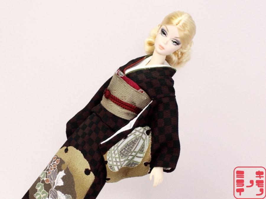 Fashion Royalty kimono,Dress,Outfit,Gown,Barbie kimono,Poppy Pakar,FR NIPPON MISAKI,The Fanny Face