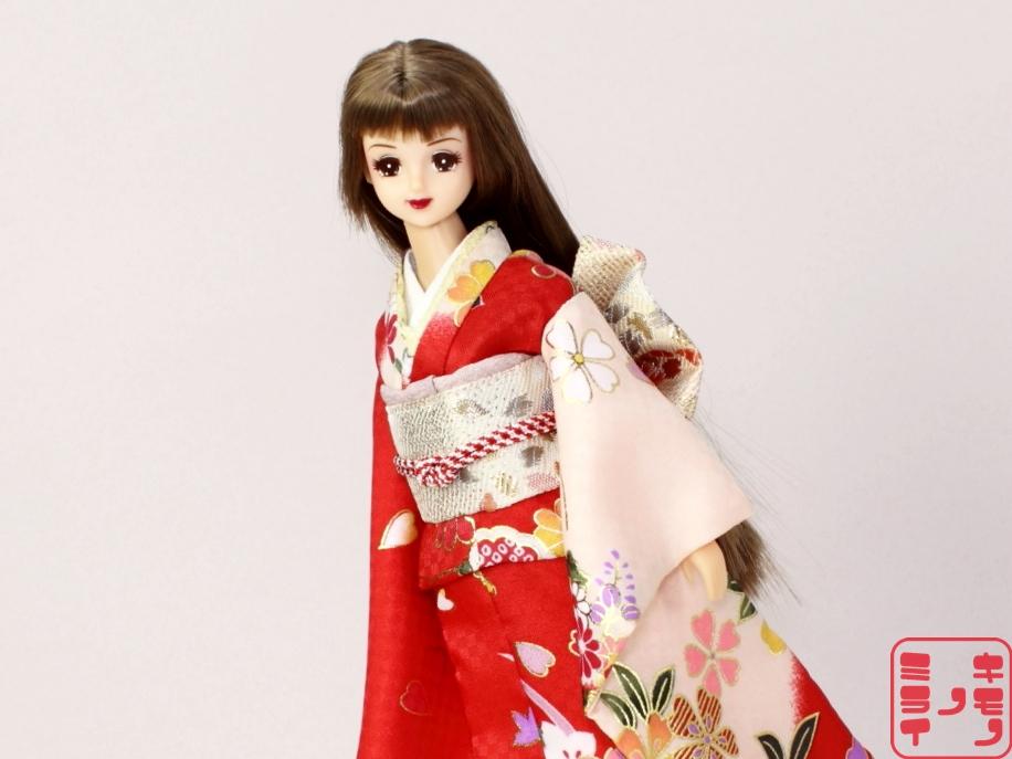 ジェニー 振袖、momoko 振袖,Pullip kimono,Doll kimono