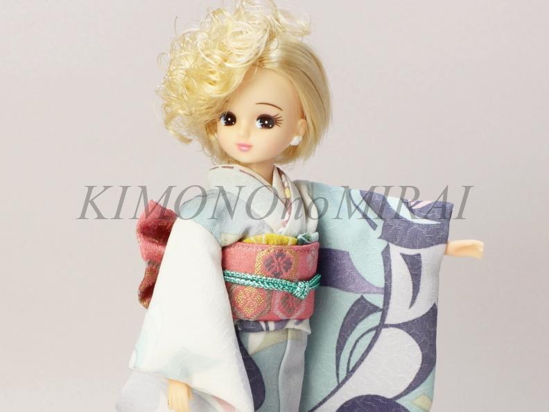 リカちゃん着物・ブライス着物,Licca kimono,Blythe kimono