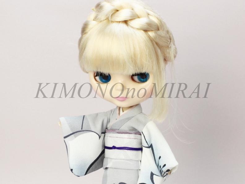 リカちゃん着物,Blythe kimono,Dal 着物
