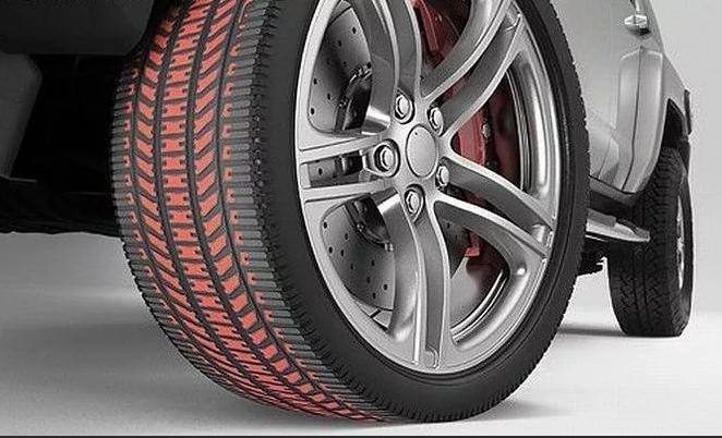 Разные шины на передней и задней осях автомобиля.Какие модели можно ставить.