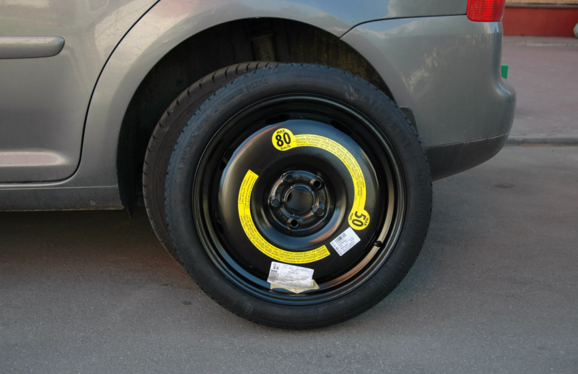 Запасное колесо или докатка? Что лучше