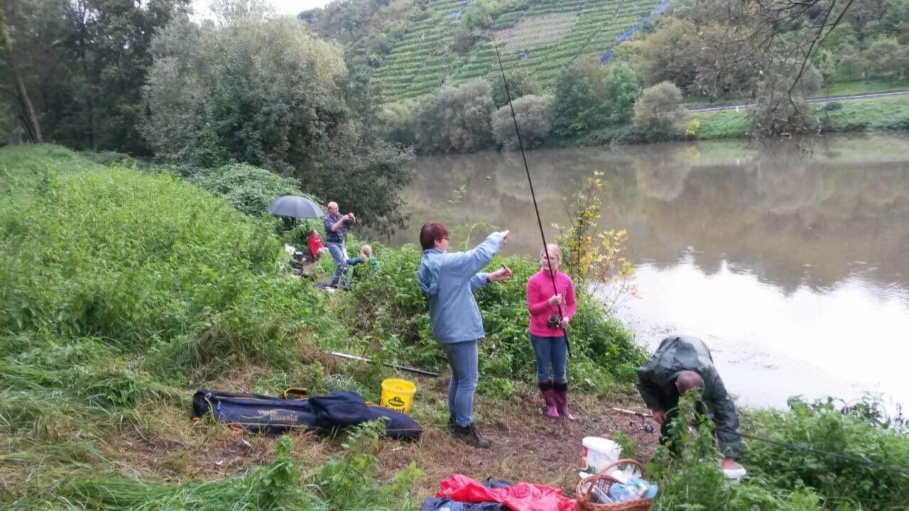 28.09.2024 - Kameradschaftsfischen der Jugend