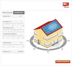 Bild: IBC Solar