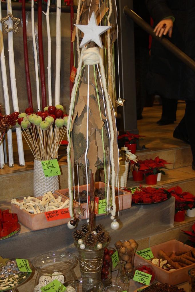 Adventsausstellung 2013 in der Blumenwerkstatt Dresden-Neustadt