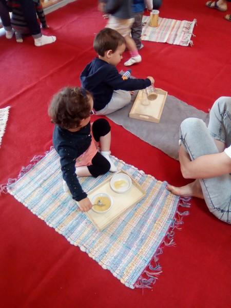 Le dernier atelier Montessori