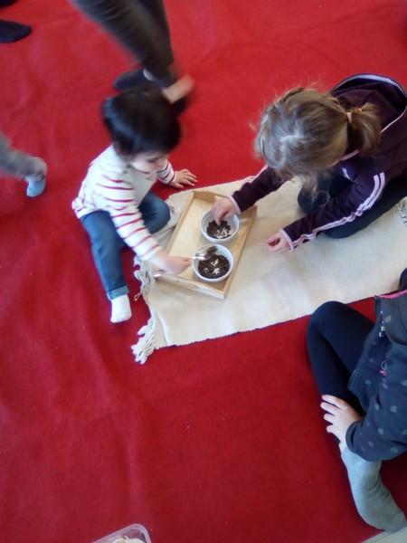 atelier montessori à Iguerande