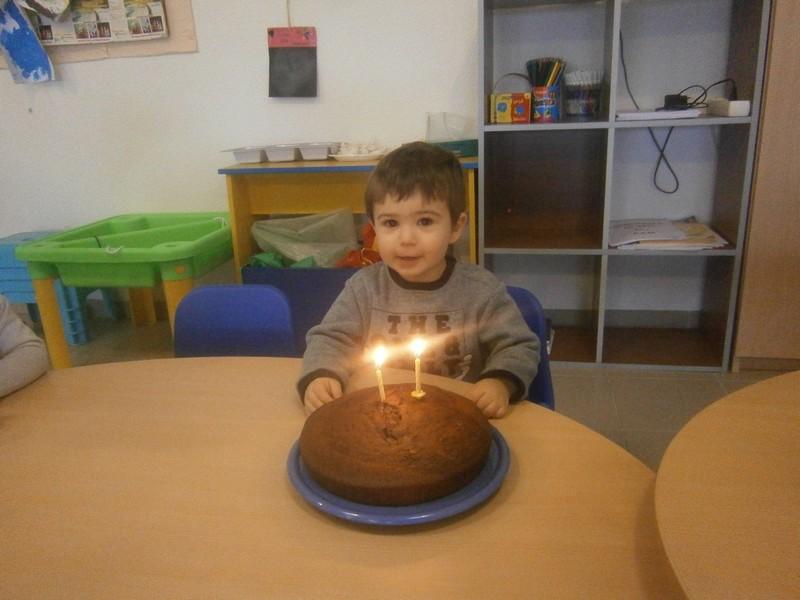 Ce mois, deux enfants ont fêté leur anniversaire de 2 ans