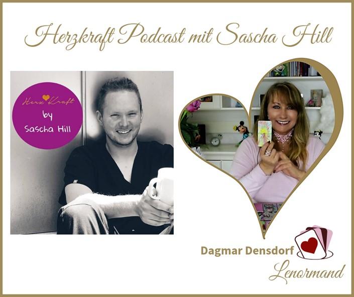 Herzkraft Podcast Ist Kartenlegen seriös