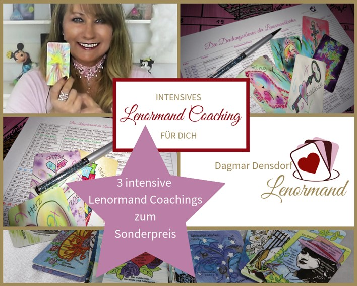 Intensives Lenormandcoaching